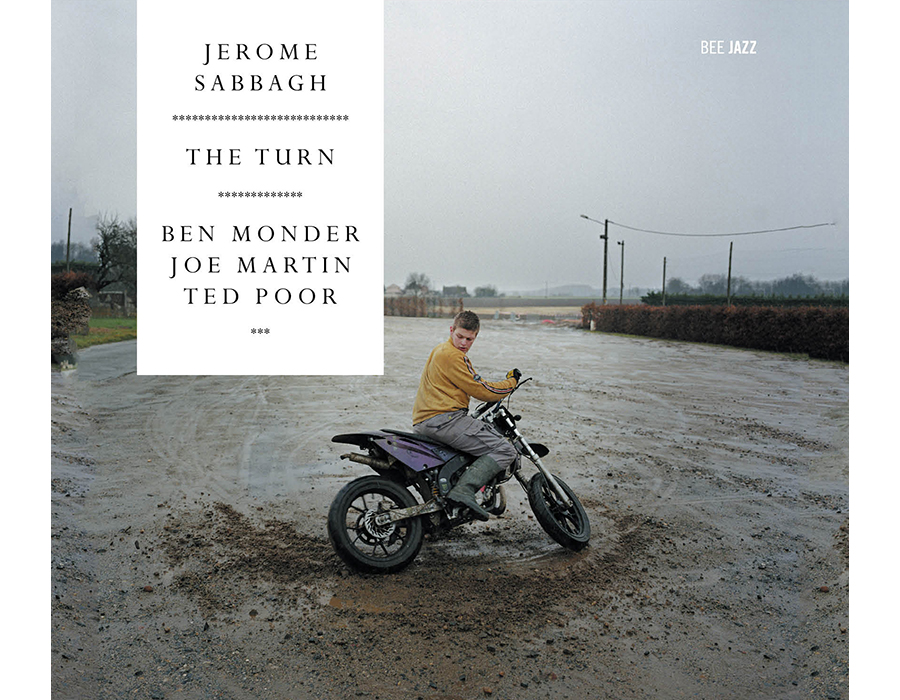 Couverture de « The turn » Jerome Sabbagh